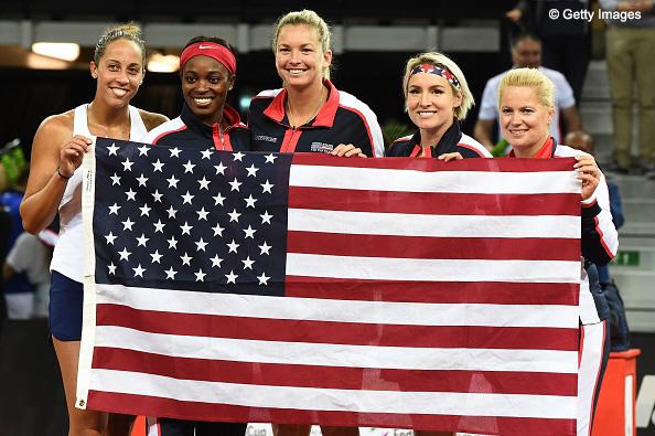 美国晋级决赛