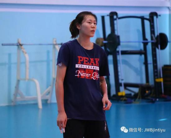 联赛收获丰王艺竹期待全运会:踏实训练全面提高