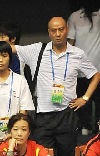 李矛将协助年轻行动员及年轻教练尽快升迁综相符能力。 图片来源:视觉中国