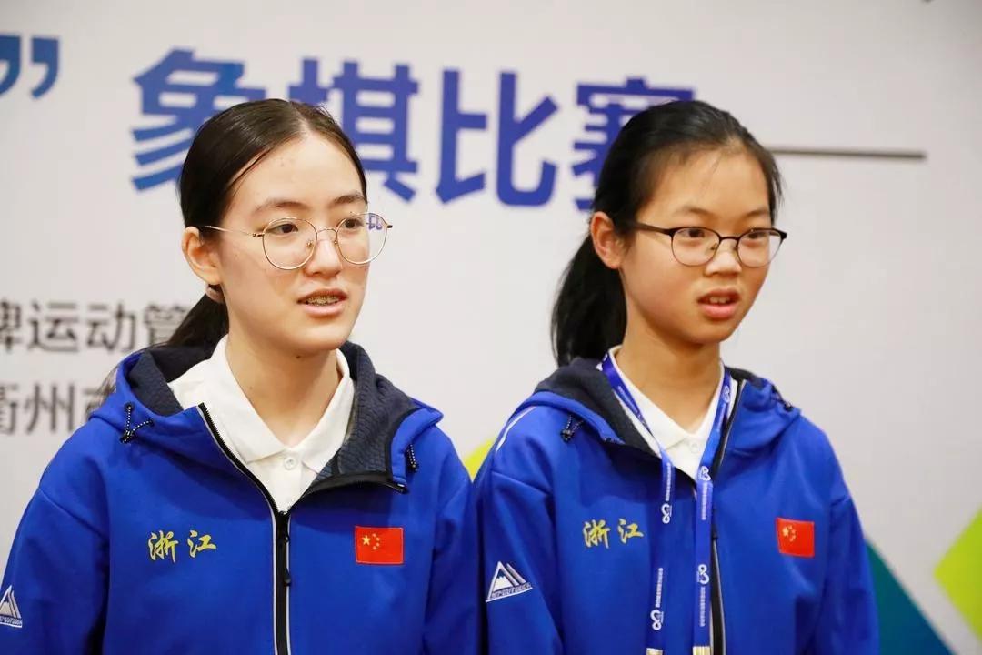 胡家艺邵雨洁包揽少年女子冠亚军 赢在个性化训练