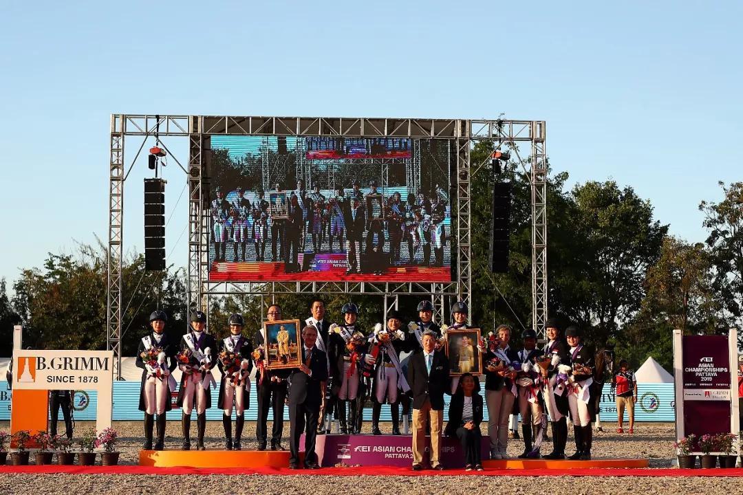 第一届国际马联(FEI)亚洲锦标赛