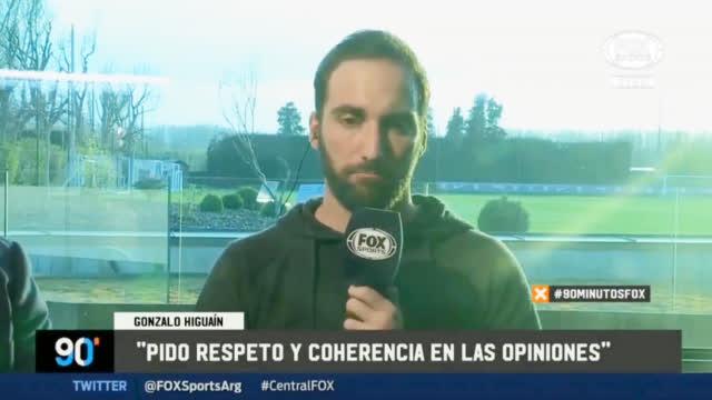 伊瓜因不再为阿根廷出战