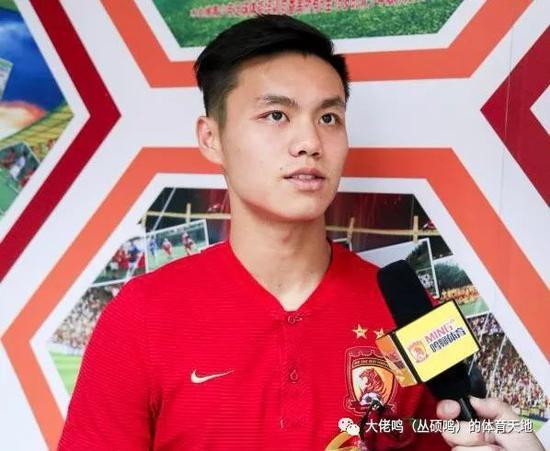 恒大U23红人:保塔组合助我成长 争取更多出场机会