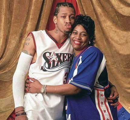 他是NBA最巨大的小个子,但没有母亲的苦苦乞求,就没他的昨天