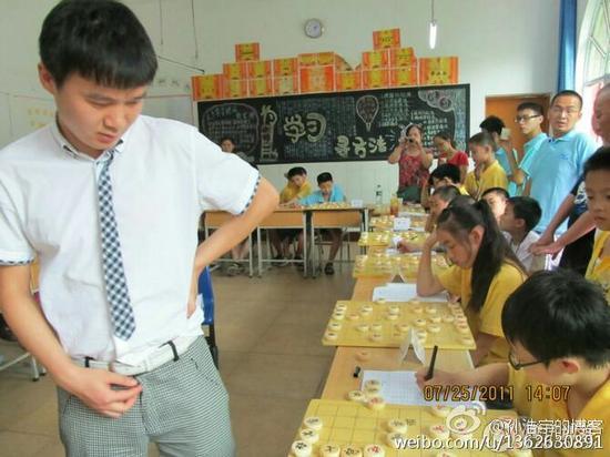 孙浩宇;世界象棋公开赛夺冠回顾