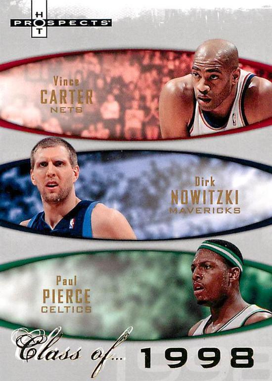 NBA仅存7人上世纪被选中 还有两人也将宣布退役