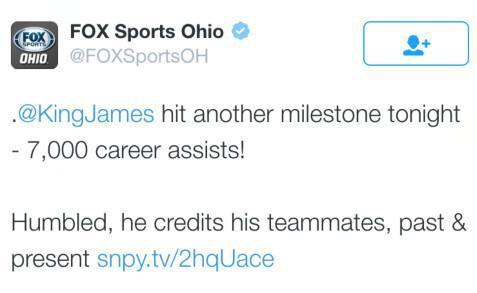 詹姆斯侧面再提他不为数据打球,是否打了威少的脸?