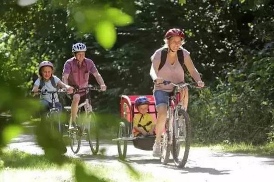 骑行是一项有技术含量的运动