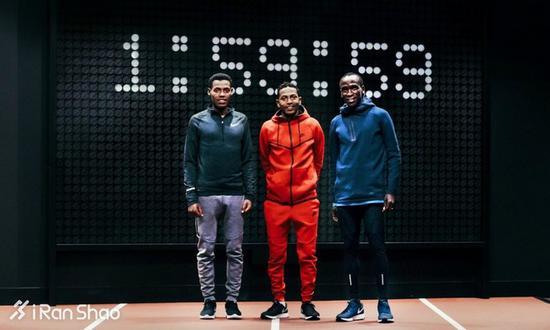 Nike为此招募到来自东非三国的三大全马和半马高手: