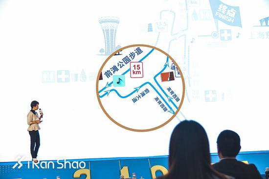 如果你还未跑过这条线路,可以戳下面看看爱燃烧在去年制作的上海半马探路视频: