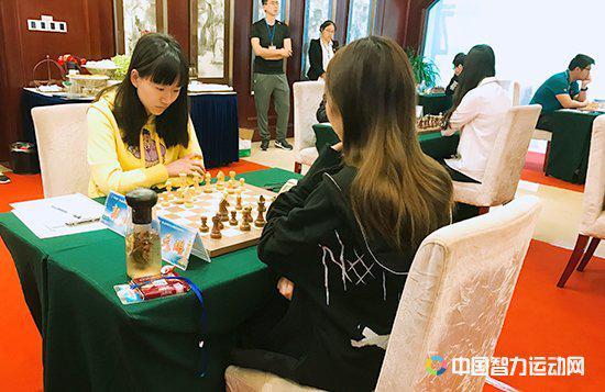 兴化棋手郭琦