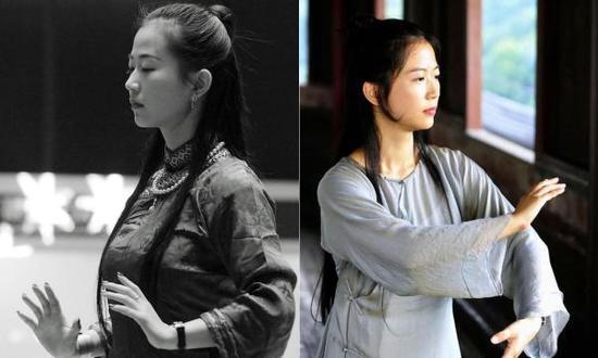 叶泳湘是杨氏太极第六代传人。
