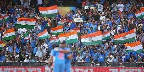 全民疯狂的印度板球