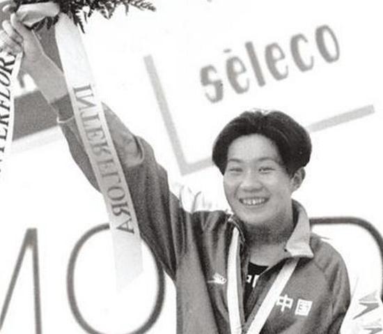 戴国宏打破4项世界纪录