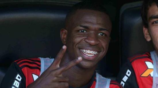 维尼修斯尚未在巴西顶级联赛证明自己。