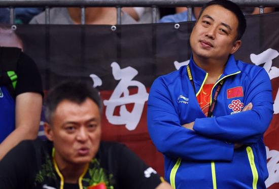图说:刘国梁在里约奥运期间成为网络段子里的主角 网络图
