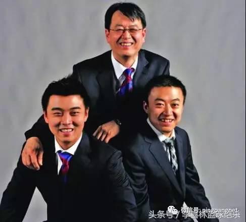 吴敬平培养出了马琳、王皓等国乒大将。