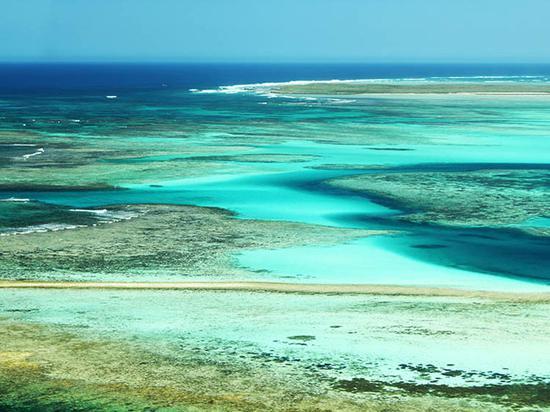 澳大利亚丨阿布罗霍斯群岛丨罗利沙洲