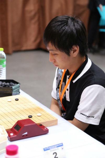 图说:泰国棋手 成叶 摄