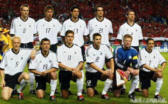 2002年6月25日 德国1:0韩国