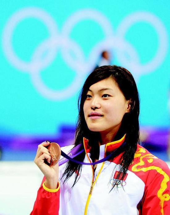 唐奕伦敦奥运摘得铜牌。