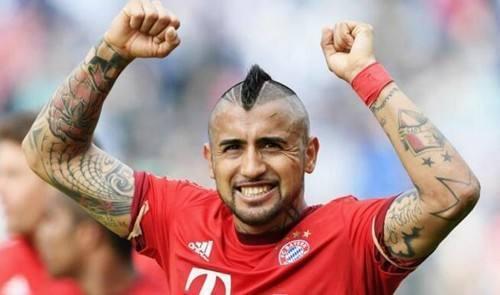 国际足球-德国 德甲专题 正文    智利球星比达尔在接受《图片报》
