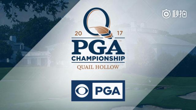 PGA锦标赛第三轮五