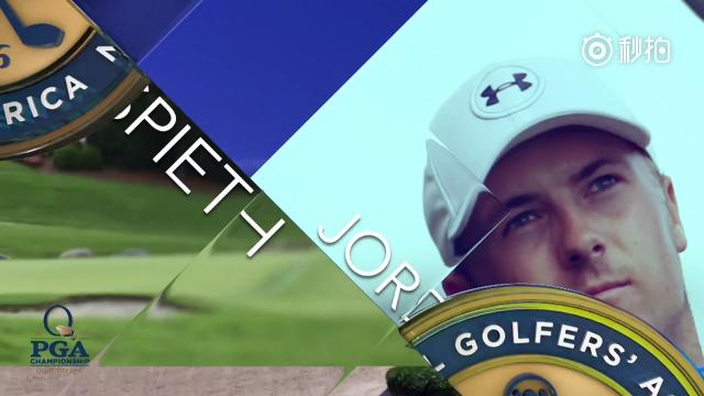 PGA锦标赛决赛轮集