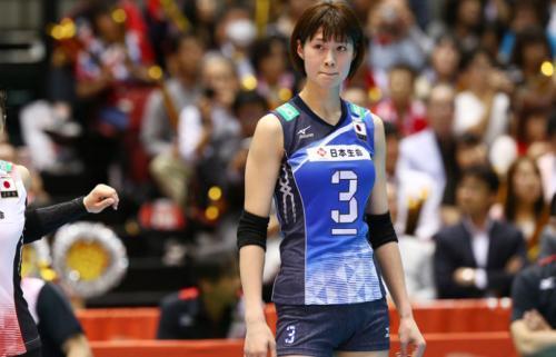 日本女排选手在国内地位非常高