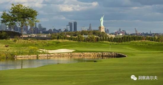 自由国家高尔夫球场