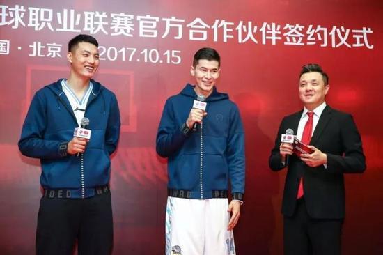翟晓川和阿不都沙拉木将在新赛季成为各自球队的大梁。