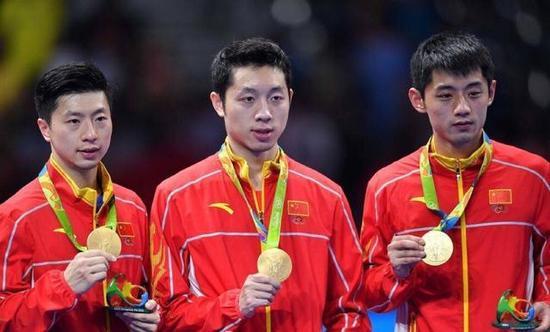 日媒:乒乓球世界排名没有用   中国选手每个都是高手