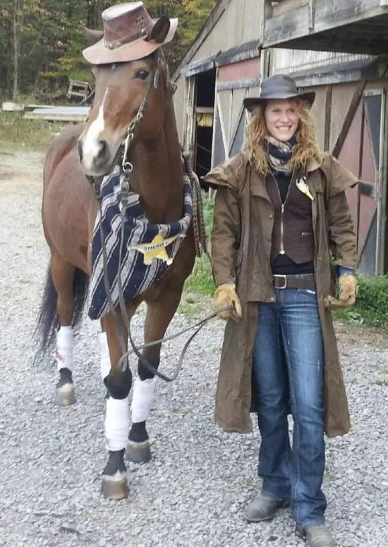 I am a handsome cowboy 我是帅牛仔