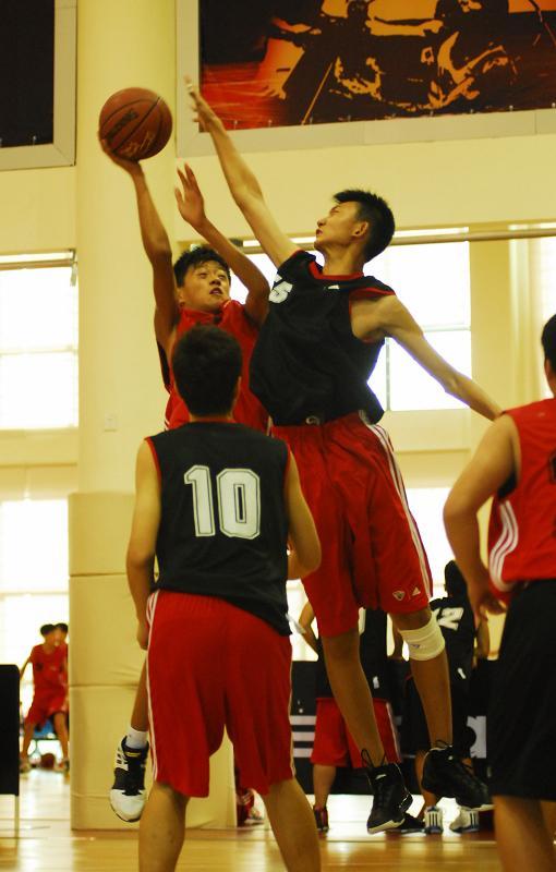 2011年新秀营总决赛