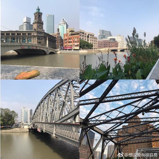 苏州河的桥
