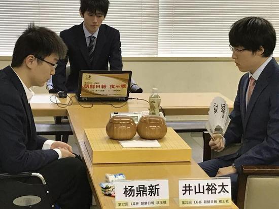 第22届LG杯世界棋王战 8强战