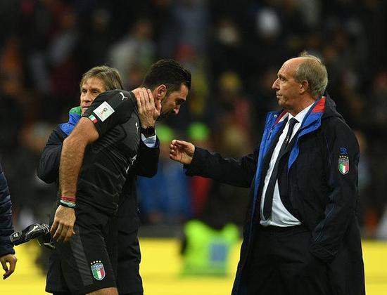 没有布冯的世界杯 意大利就差了一个巴洛特利?