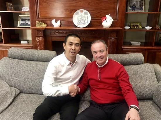 申鑫主帅长文告别球队:离别很痛苦 足协杯获认可