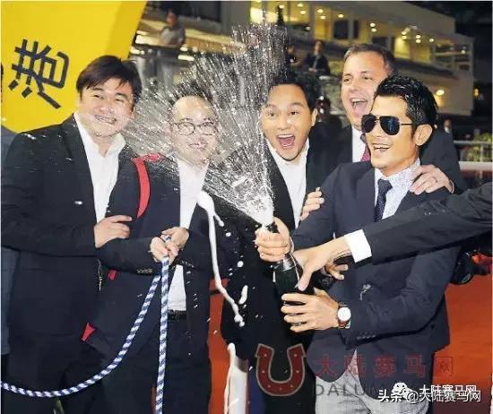 郭富城、甄子丹、曾志伟、洪金宝...为什么香港明星这么爱赛马?