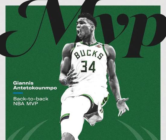 NBA公布最后一项大奖 他像极了十年前的詹姆斯