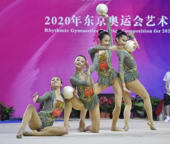 东京11月办疫情后首次国际体操赛 中国队确认参加