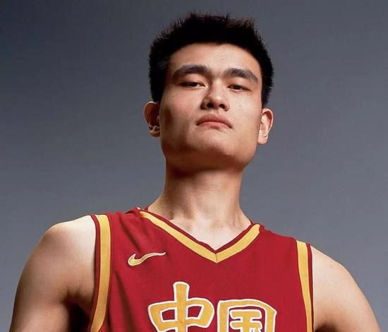 他才是中国篮球的未来有他在男篮就还有的救