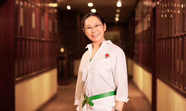 天津男篮的女老板张繁华