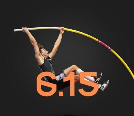 打破尘封26年世界纪录 撑竿跳迈入杜普兰蒂斯时代
