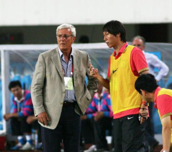 里皮:恒大是中国最好球队 就像尤文之于意大利