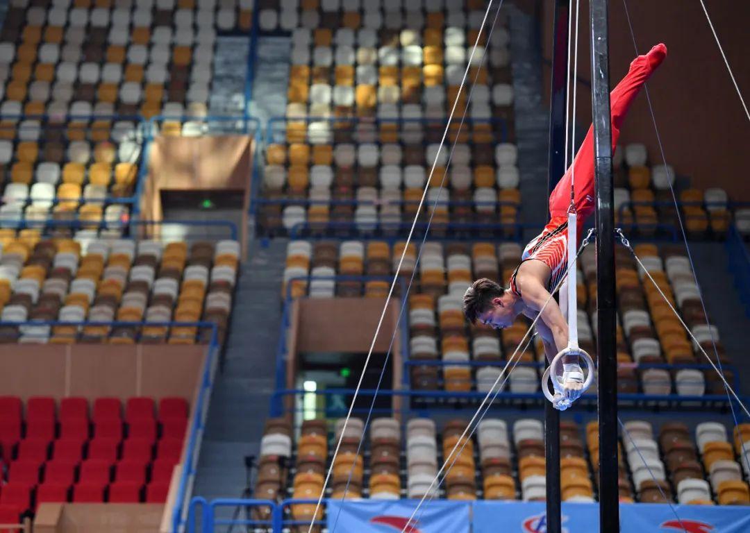 在困境中突围在磨炼中成长 体操队剑指东京奥运