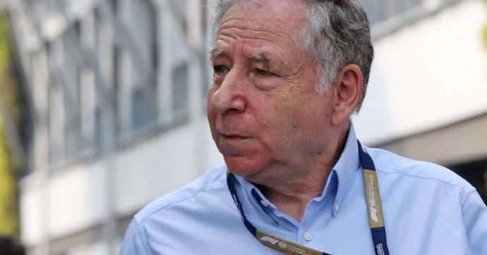 FIA主席让托德