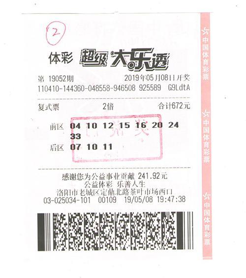 河南合买团擒体彩2206万:代表现身称不懂彩票-图