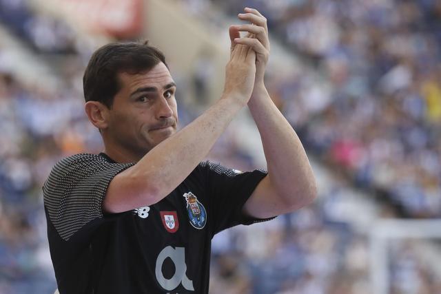 卡西利亚斯:我不会退出西班牙足协主席竞选