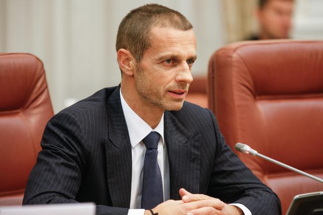 欧足联主席:若不能在6月底之前重启 赛季或取消